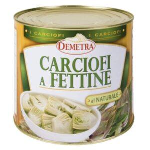 carciofi fettina demetra 2 5 kg