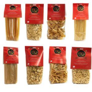 8 pakiranja od tjestenine-pšenice-tvrdo zlato