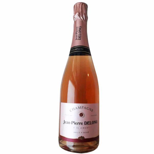 šampanjec in vrtnice