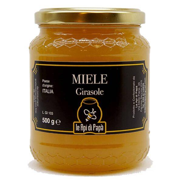 miele-girasole-500g