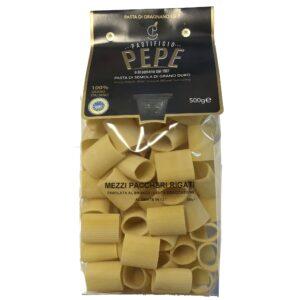napola-paccheri-rigati-pastificio-pepe-gragnano