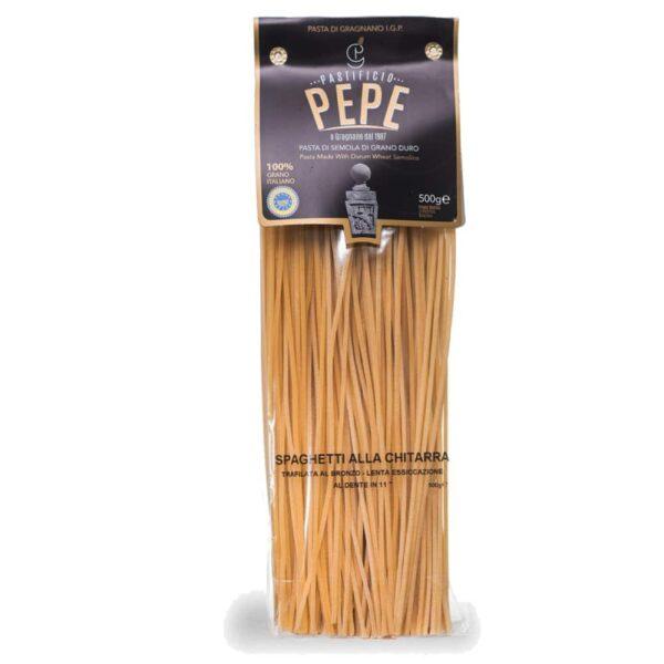 pasta-spaghetti-alla-chitarra-gragnano-pastificio-pepe