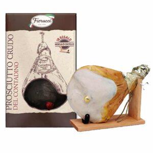 Kmečko pakiranje surove šunke Fiorucci