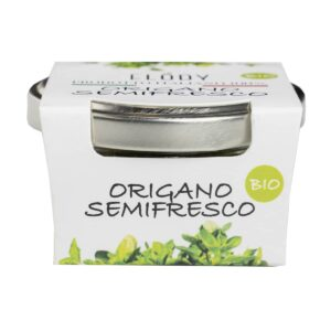 organic semi-fresh oregano